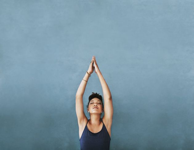Give meditation and yoga a