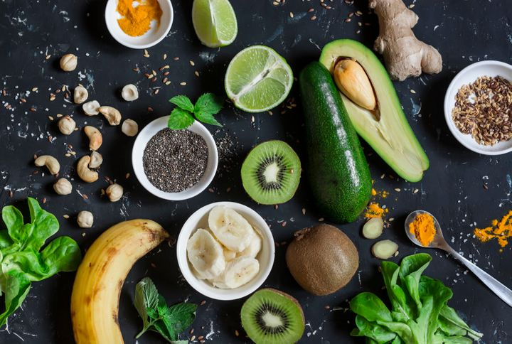 Experiment with fruits, veggies and spices you've never tried.