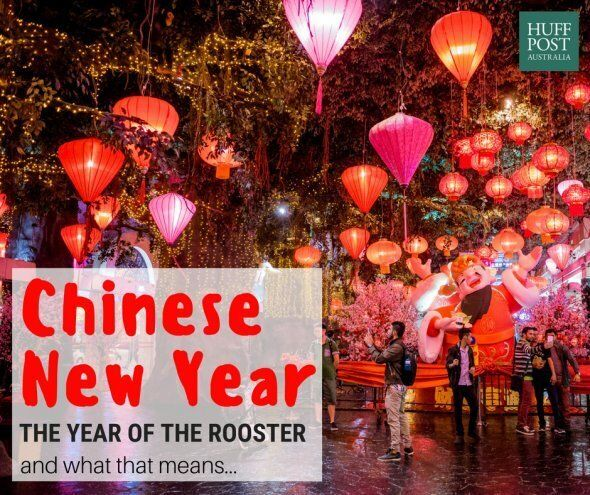 Chinese New Year 2017: The Year of the Red Fire Rooster And