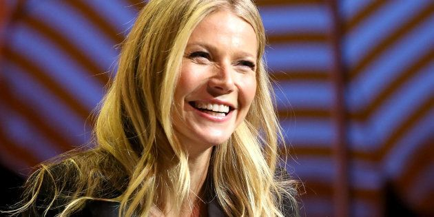Gwyneth Paltrow wants you to put an egg in your