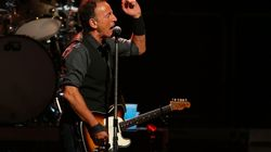 Bruce Springsteen Is Down Under And Has A Message For Trump's
