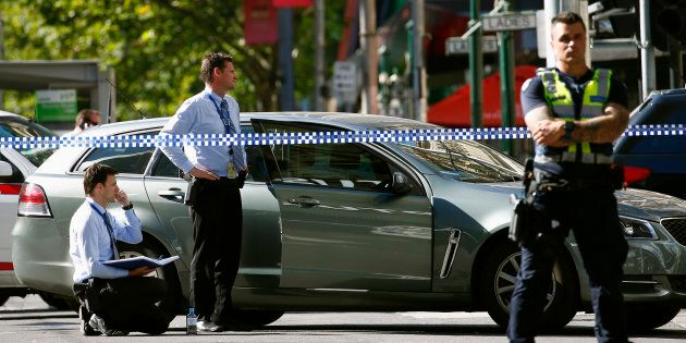 Dimitrious Gargasoulas has been charged over the deadly rampage on Melbourne's Bourke