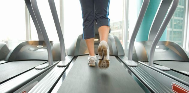 Running form on a treadmill is just as important as on the