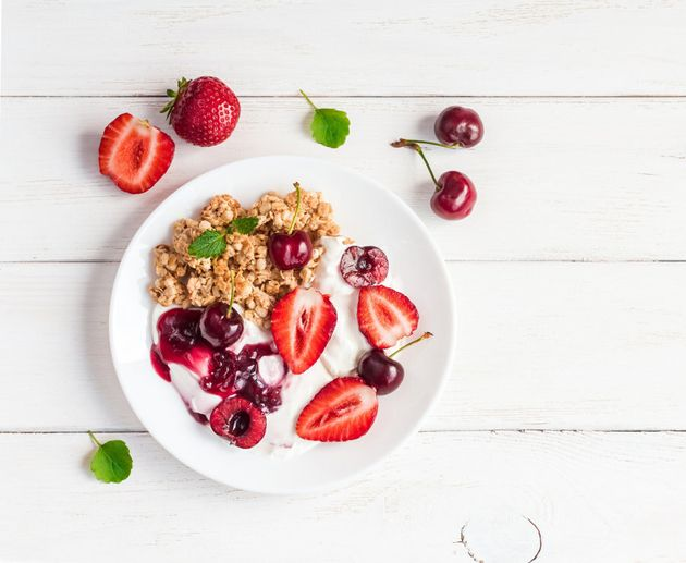 Don't forget breakfast, which can help achieve and maintain a healthy