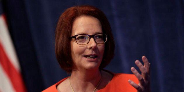 Former Prime Minister Julia Gillard is one of the big winners on Australia
