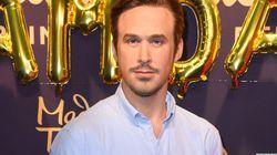Ryan Gosling's Wax Figure Is