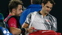 Federer Comes Back Against Wawrinka To Make First Aus Open Final Since