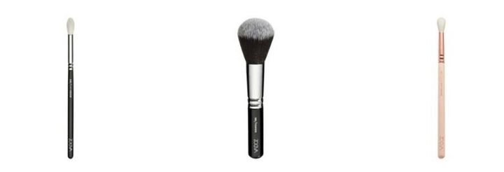 Zoeva brushes start at $15, which is very affordable when compared to other brushes of the same of the same quality.