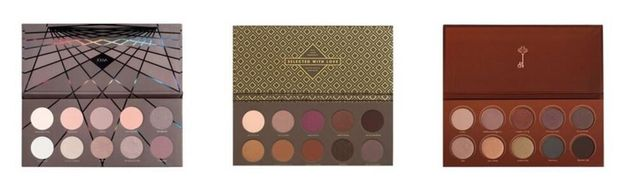 Zoeva shadow palettes have a cult-like following and often sell out