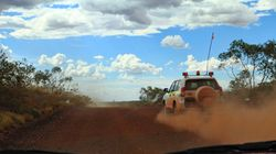 Three Killed After Crowded 4WD Washed Into NT