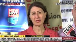 Gladys Berejiklian Cops A Spray In Regional NSW Over Council