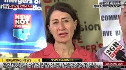 Gladys Berejiklian Cops A Spray In Regional NSW Over Council