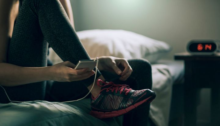 With the right playlist, getting up at 6.14am for a run will be that much easier.