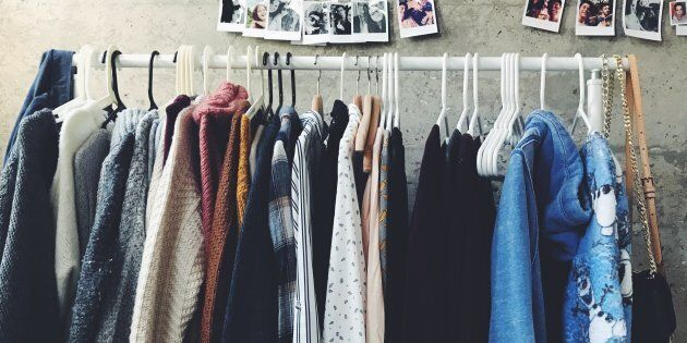 How You Can Give Your Old Clothes To H&