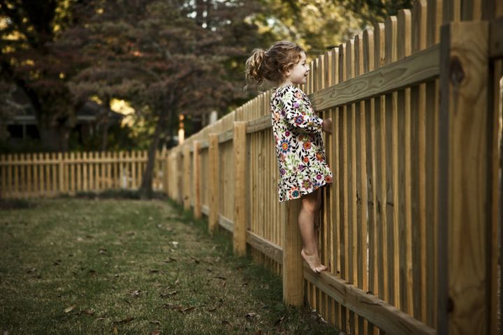 When was the last time you popped your head over the fence?