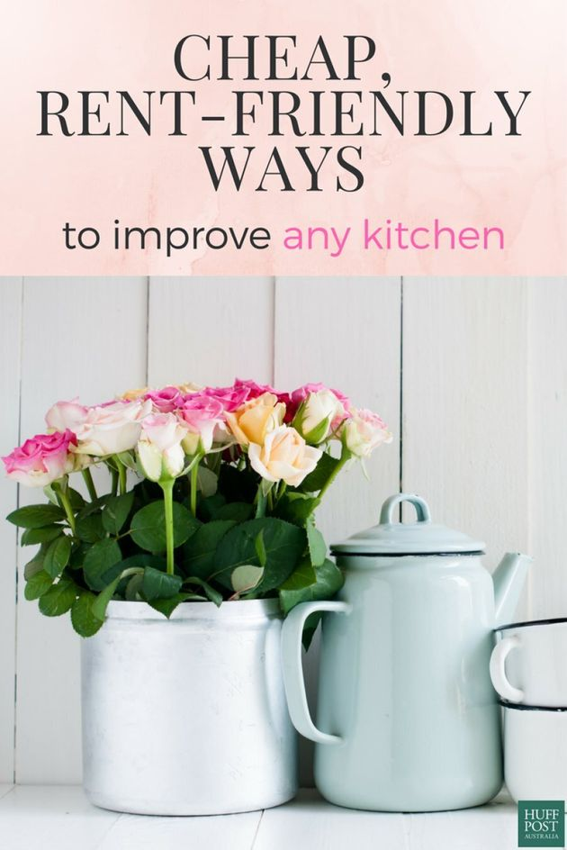 10 Easy, Cheap, Rent-Friendly Ways To Improve Any