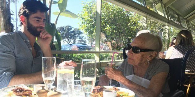 This Young Man Took In His 89-Year-Old Neighbour, And Now They're The Best Roommates