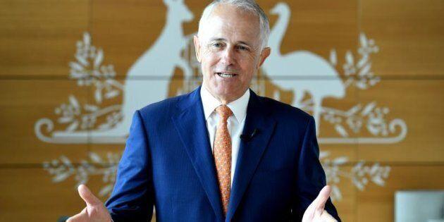 Prime Minister Malcolm