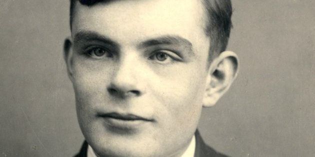 Alan Turing (1912-1954). Private Collection. (Photo by Fine Art Images/Heritage Images/Getty Images)