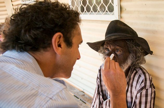 When it comes to low socioeconomic groups in Australia, indigenous people are over