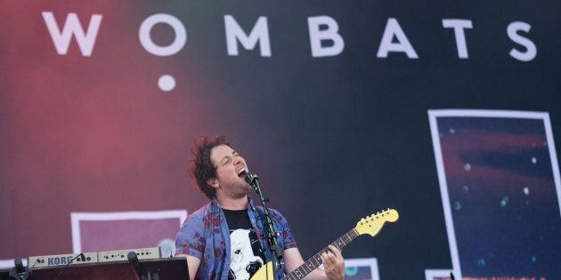 The Wombats Are Working On New Music Just In Time For Their Australia