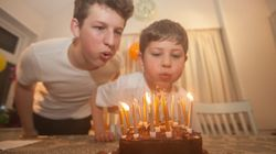 The Difference Between Your Child's Birthday At Six and