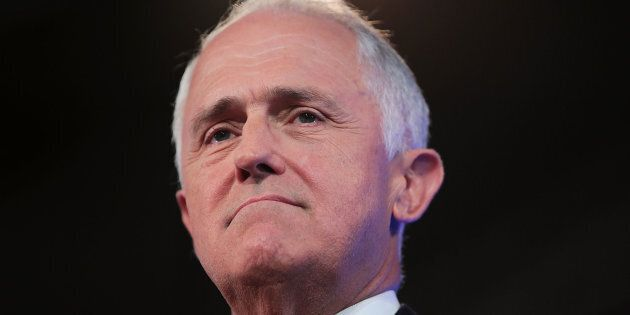 Turnbull revealed to the ABC he has donated $1.75 million to ensuring Australia did not have a Labor