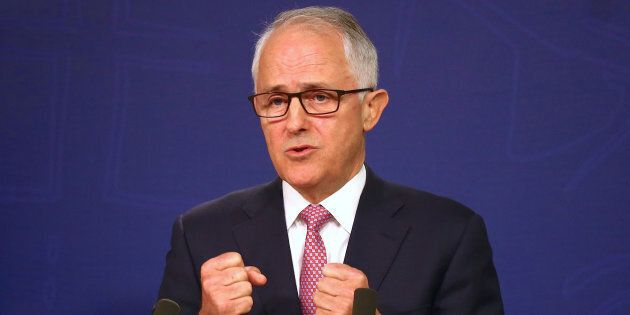 Malcolm Turnbull donated $1.75m to his party's election