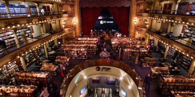 These Are The Coolest Bookstores Across The