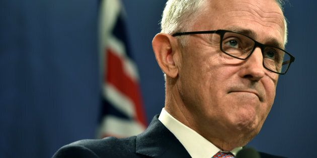 Press Conference with Prime Minister Malcolm Turnbull23rd December 2016.Photo: Steven