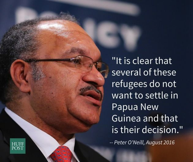 How Australia's Fraught Refugee Solution Became The Whole World's