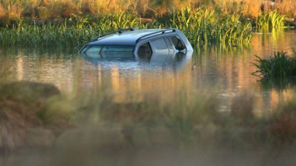 In April 2015, Guode drove her car into a lake in Wyndham Vale which killed three of her
