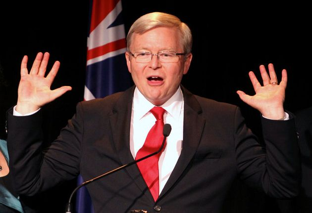 It was a snafu and the U.S./Australia relationship will endure, Kevin Rudd