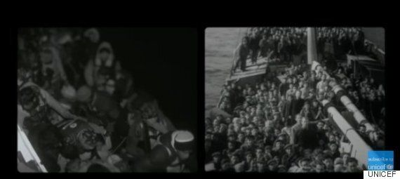New UNICEF Video Shows History Repeating