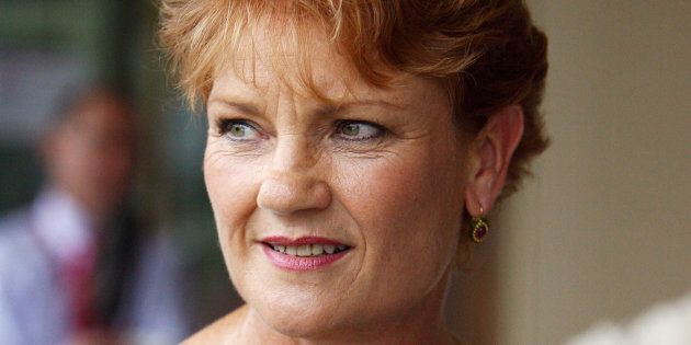Pauline Hanson has outlined a range of policies she would pursue as