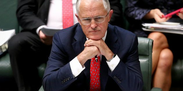 Malcolm Turnbull is under pressure and parliament hasn't even started