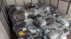 Federal Police Crack Record $312 Million Cocaine