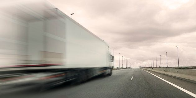 Trucks account for only 2 percent of registered vehicles in Australia, yet they are involved in 16 percent...