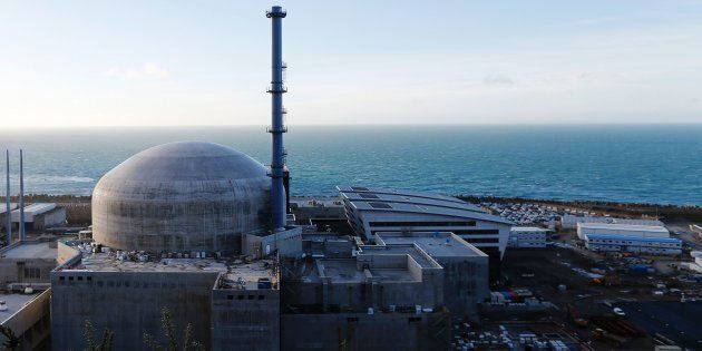 Several Injured In Explosion At Nuclear Power Plant In Flamanville,