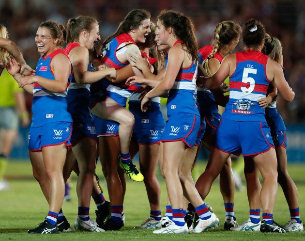 They enjoyed beating the Dockers last week. But then, who doesn't?