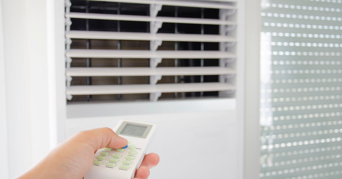 The Best Temperature To Set Your Air Con In A Heat Wave Is
