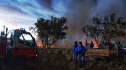 NSW Enduring 'Catastrophic' Fire Threat As Heat, Humidity, Strong Winds