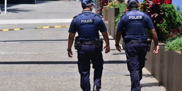 Police have charged a man over an alleged one-punch assault outside a pub.