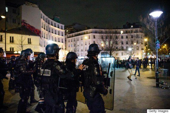 French Police Sodomised Young Black Man By Accident: