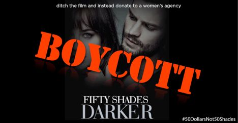Fifty Shades Darker Isn't Empowering, It's