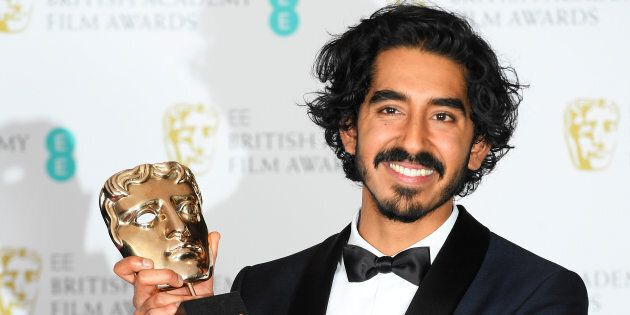 It's the actor's first BAFTA win.