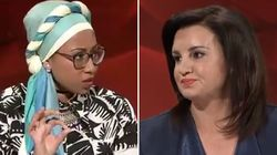 Muslim Activist Schools Jacqui Lambie On The Definition Of