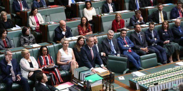 Opposition Leader Bill Shorten:
