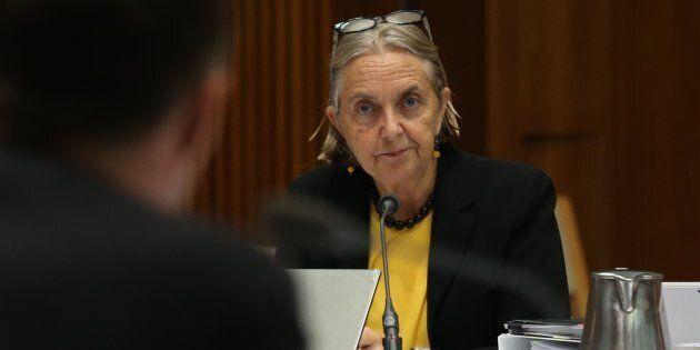 Greens Senator Lee Rhiannon wants to clamp down on lax MP