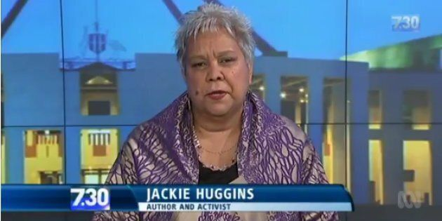 Indigenous leader Jackie Huggins wants more work done to close the
